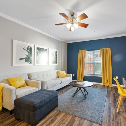 Rent this 1 bed apartment on North Field Street in Dallas, TX 75270