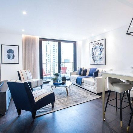 Rent this 3 bed apartment on Glacier House in Ponton Road, London SW11 7BA