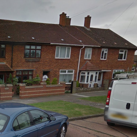 Rent this 3 bed house on Manford Cross in London IG7 4AB, United Kingdom