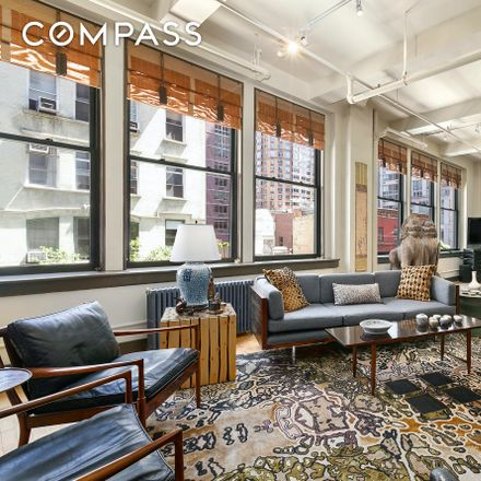 Rent this 3 bed loft on 108 West 25th Street in New York, NY 10001