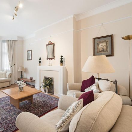 Rent this 3 bed apartment on Portman Mansions in Romney Mews, London W1U 5AH
