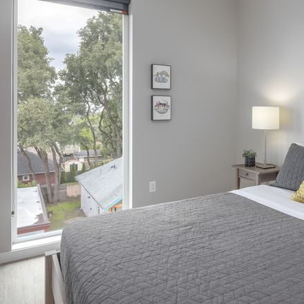 Rent this 1 bed apartment on 6340 Northeast 22nd Avenue in Portland, OR 97211