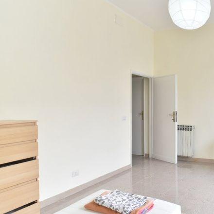 Rent this 3 bed apartment on Parrocchia SS Simone e Giuda Taddeo in Via Adamantea, 00133 Rome RM