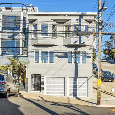 Rent this 4 bed duplex on 995 De Haro Street in San Francisco, CA 94107