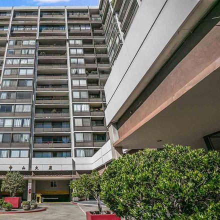 Rent this 2 bed condo on 801 Franklin Street in Oakland, CA 94607