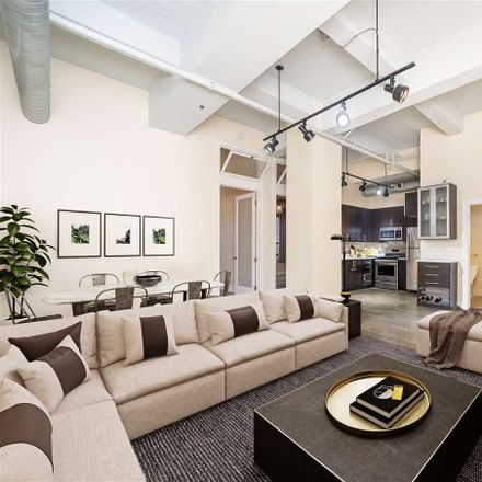 Rent this 2 bed loft on Palisade Ave in Jersey City, NJ