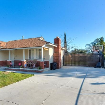 Rent this 2 bed house on 16407 Mallory Drive in Fontana, CA 92335