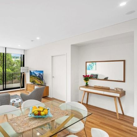 Rent this 2 bed apartment on 407/1-3 Pinnacle Street