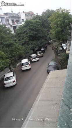 Rent this 1 bed apartment on Amar Tourist Taxi Service in Pramod Mahajan Marg, South Delhi