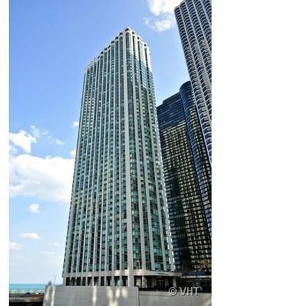 Rent this 1 bed condo on The Parkshore in 195 North Harbor Drive, Chicago