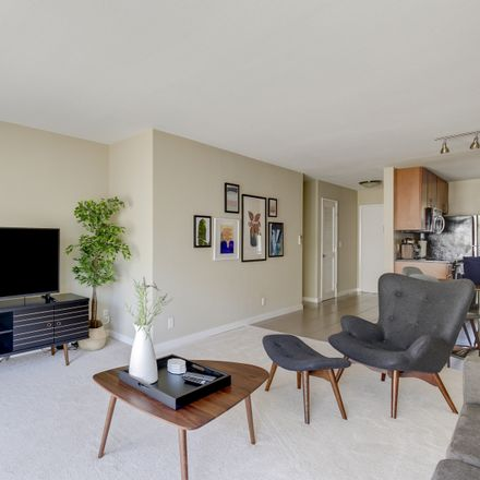 Rent this 2 bed apartment on 61 Junipero Serra Freeway in Cupertino, CA 95014-0554