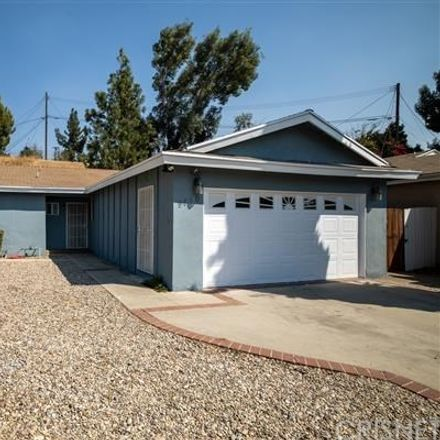 Rent this 4 bed house on 9540 Debra Avenue in Los Angeles, CA 91343