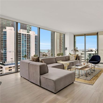 Rent this 2 bed condo on Icon Bay in 460 Northeast 28th Street, Miami