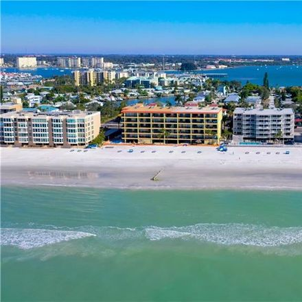 Rent this 2 bed condo on Gulf Boulevard in Madeira Beach, FL 33708