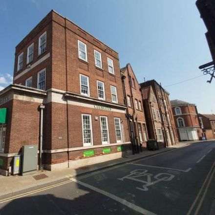 Rent this 0 bed apartment on HSBC UK in Saturday Market, Beverley HU17 8AL