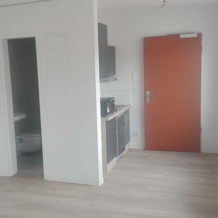 Rent this 1 bed apartment on Oranienstraße 32 in 65185 Wiesbaden, Germany