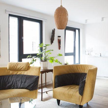 Rent this 1 bed apartment on Rue d'Ophem - Oppemstraat 58 in 1000 Ville de Bruxelles - Stad Brussel, Belgium