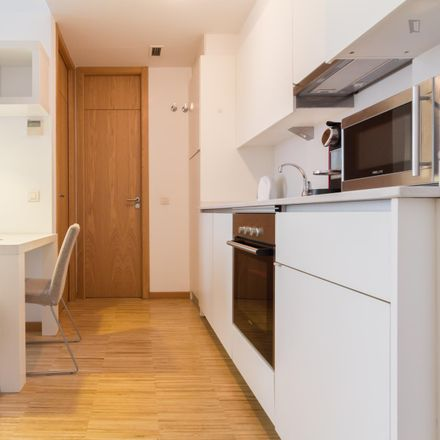 Rent this 1 bed apartment on Calle Cervantes in 34, 28001 Madrid
