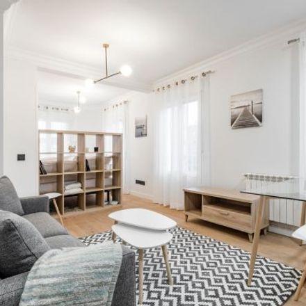 Rent this 1 bed apartment on Bankia in Calle de Saavedra Fajardo, 28001 Madrid