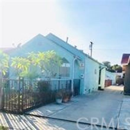 Rent this 2 bed house on 9617 Elizabeth Avenue in South Gate, CA 90280