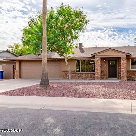 Rent this 4 bed house on 1321 East La Jolla Drive in Tempe, AZ 85282