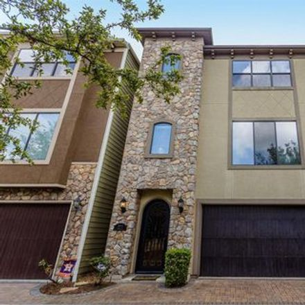 Rent this 3 bed apartment on 5389 Nolda Street in Houston, TX 77007