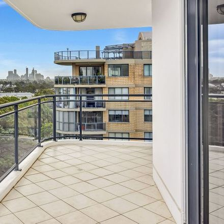Rent this 2 bed apartment on 68/13 Herbert Street