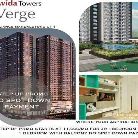 Rent this 1 bed condo on 137 Jose Fabella in Mandaluyong, 1551