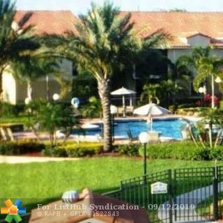 Rent this 1 bed condo on Southwest 46th Avenue in Pompano Beach, FL 33069