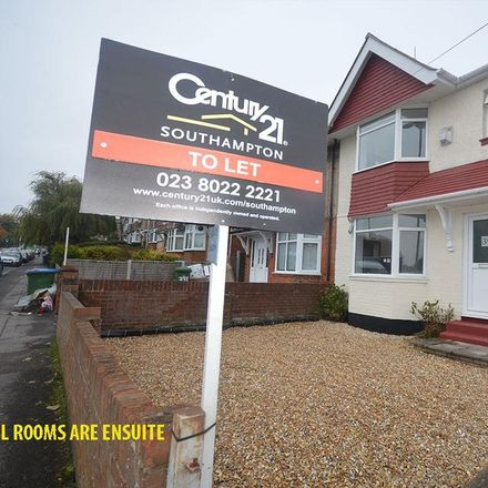 Rent this 5 bed house on 373 Burgess Road in Southampton SO16 3BD, United Kingdom
