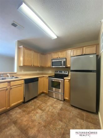 Rent this 1 bed apartment on S 131st St in Omaha, NE
