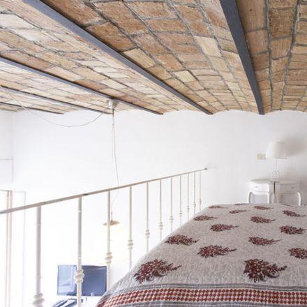Rent this 2 bed apartment on Trastevere/Min. Pubblica Istruzione in Viale di Trastevere, 00153 Rome RM