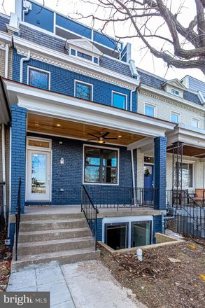 Rent this 3 bed condo on 726 Webster Street Northwest in Washington, DC 20011