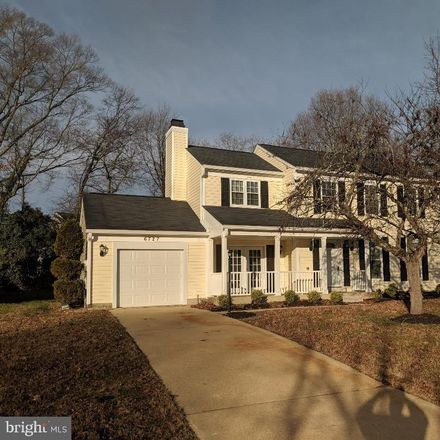 Rent this 4 bed house on 6727 Mink Ct in Waldorf, MD