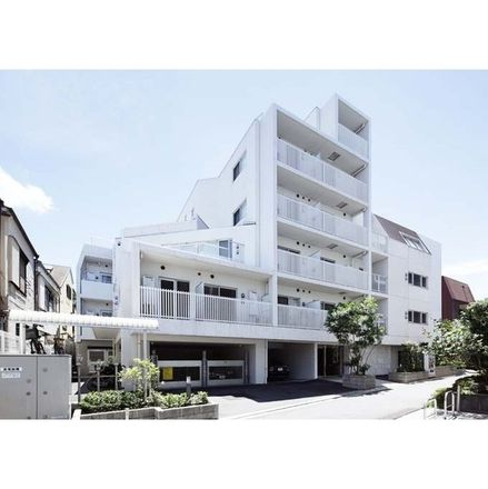 Rent this 1 bed apartment on unnamed road in Kamitakada 2-chome, Nakano