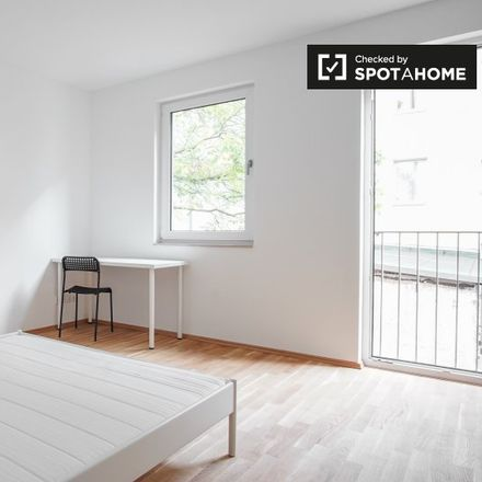 Rent this 4 bed apartment on Schnellerstraße 24 in 12439 Berlin, Germany