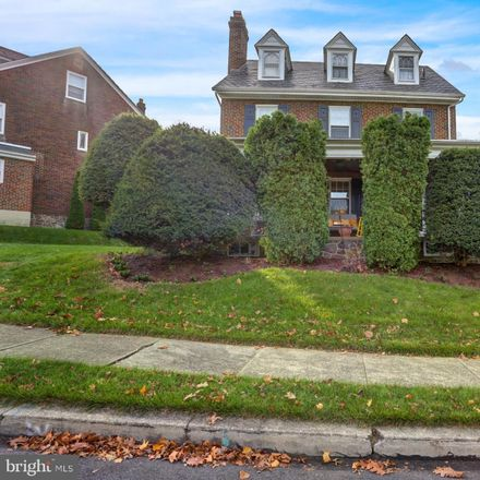 Rent this 4 bed house on 1628 North 15th Street in Reading, PA 19604