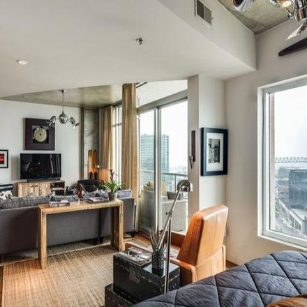 Rent this 2 bed condo on Icon in the Gulch in Magazine Street, Nashville