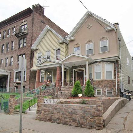 Rent this 3 bed duplex on Fairview Ave in Jersey City, NJ