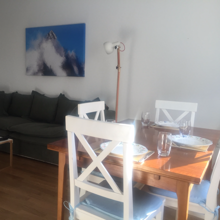 Rent this 1 bed apartment on Clemensstraße 99 in 80796 Munich, Germany