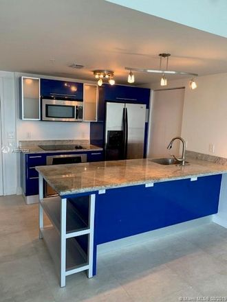 Rent this 1 bed condo on 185 Southwest 7th Street in Miami, FL 33130