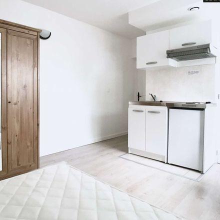 Rent this 1 bed apartment on 13 Avenue Georges Duhamel in 94000 Créteil, France