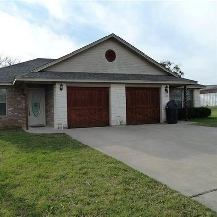 Rent this 3 bed duplex on 145 Meadows Drive North in Granbury, TX 76048