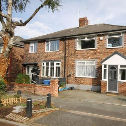 Rent this 3 bed house on St Mary's Street in Wilderspool, Warrington