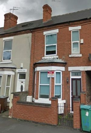 Rent this 4 bed house on 11A Lace Street in Nottingham NG7 2JT, United Kingdom