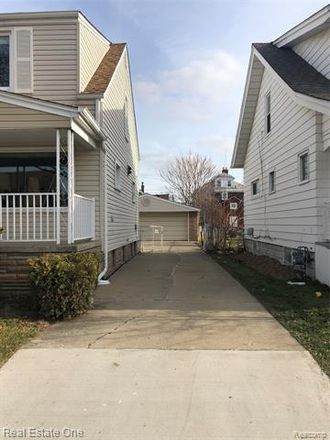 Rent this 4 bed house on 4550 Chovin Street in Dearborn, MI 48126