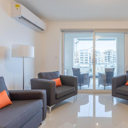 Rent this 2 bed apartment on 81 George Borg Olivier St in St Julian's, Malta