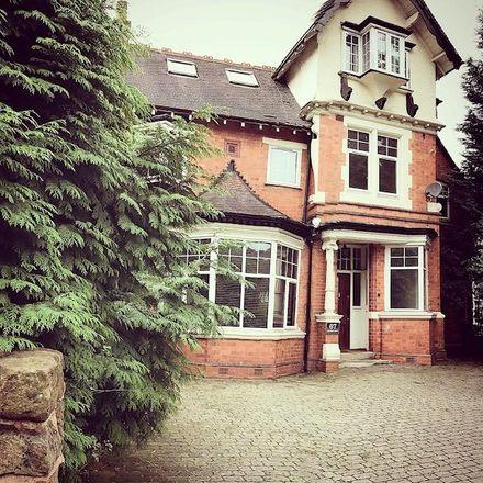 Rent this 1 bed house on 94 Salisbury Road in Birmingham B13 8JY, United Kingdom
