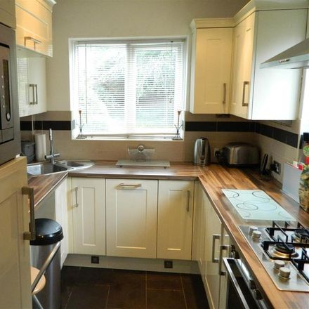 Rent this 3 bed house on Levenshulme High School for Girls in Crossley Road, Manchester M19 1FS