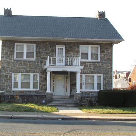 Rent this 4 bed house on 1508 North 13th Street in Reading, PA 19604